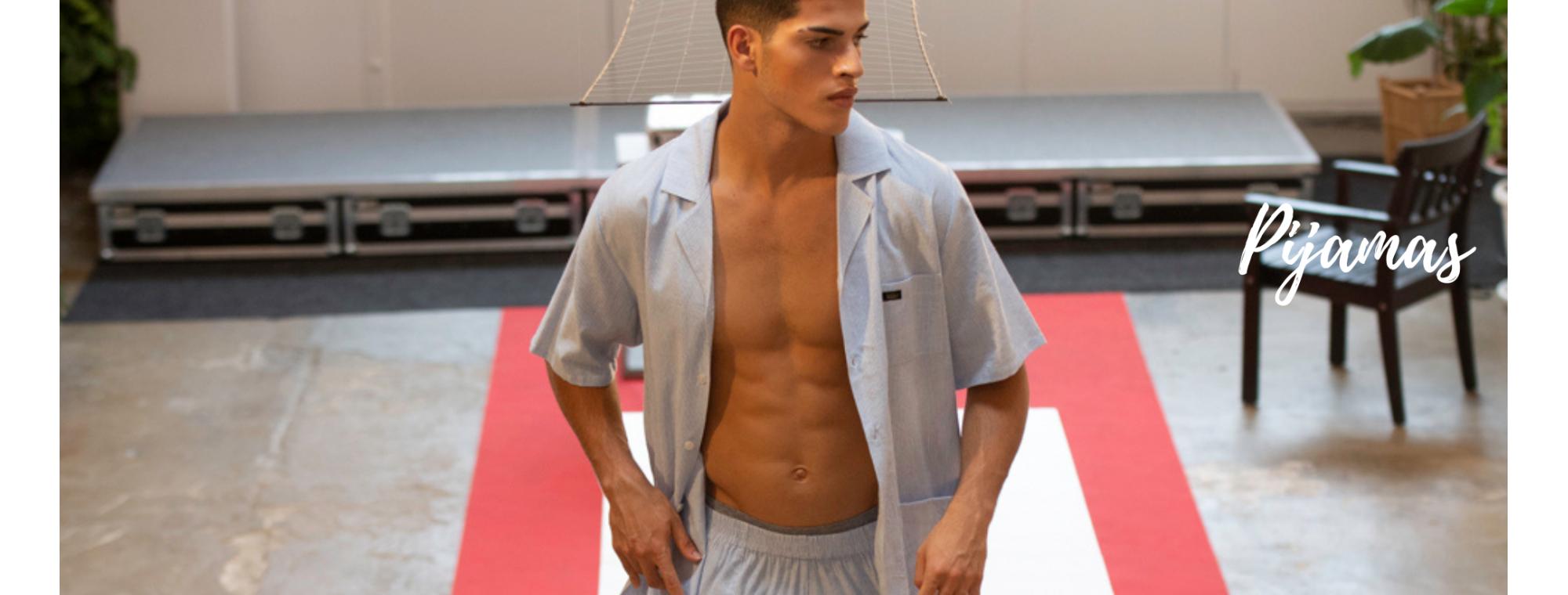 Men's pyjamas - Egatex
